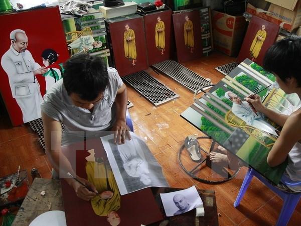 Hanoi has eight more craft villages, social news, vietnamnet bridge, english news, Vietnam news, news Vietnam, vietnamnet news, Vietnam net news, Vietnam latest news, vn news, Vietnam breaking news