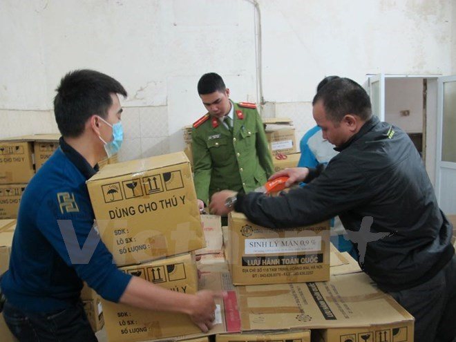 Smuggling cases down in number, up in value in 2017, social news, vietnamnet bridge, english news, Vietnam news, news Vietnam, vietnamnet news, Vietnam net news, Vietnam latest news, vn news, Vietnam breaking news