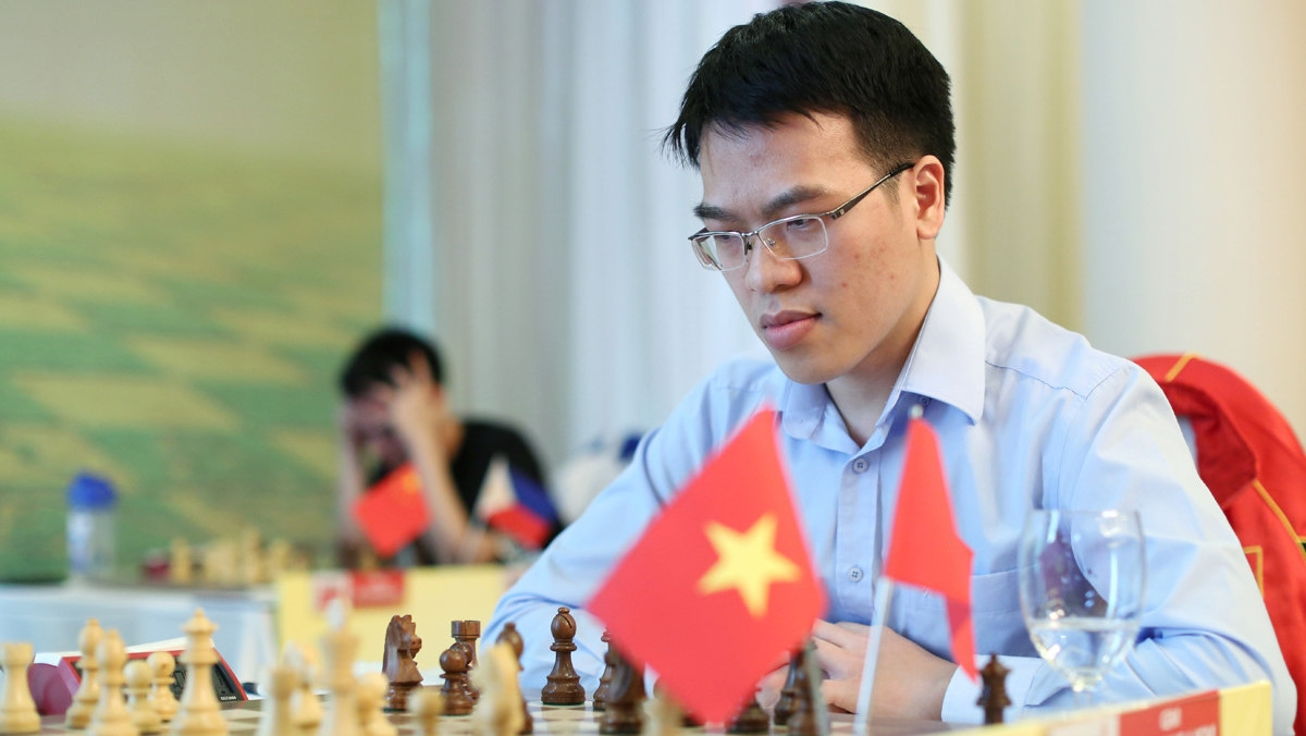 Le Quang Liem drops to 23rd in FIDE world ranking, Sports news, football, Vietnam sports, vietnamnet bridge, english news, Vietnam news, news Vietnam, vietnamnet news, Vietnam net news, Vietnam latest news, vn news, Vietnam breaking news