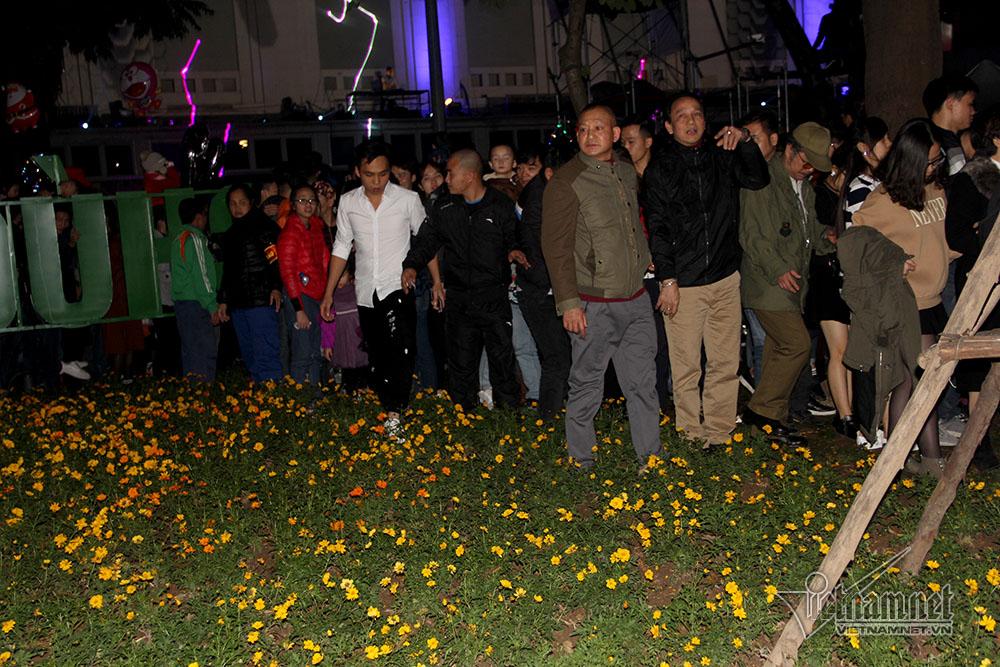 Noise pollution complaints follow Hoan Kiem Lake events, social news, vietnamnet bridge, english news, Vietnam news, news Vietnam, vietnamnet news, Vietnam net news, Vietnam latest news, vn news, Vietnam breaking news