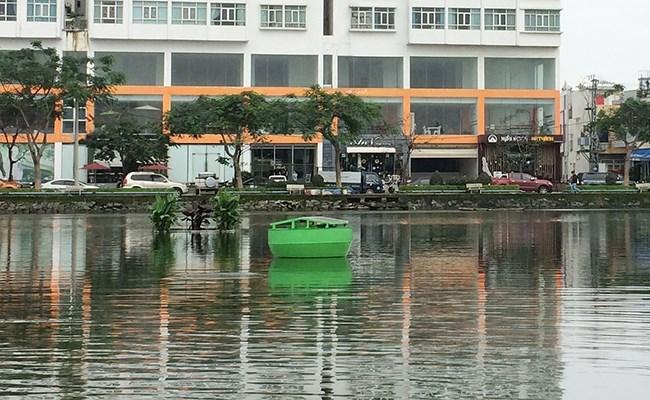 Da Nang puts into use automatic water environment monitoring system, environmental news, sci-tech news, vietnamnet bridge, english news, Vietnam news, news Vietnam, vietnamnet news, Vietnam net news, Vietnam latest news, Vietnam breaking news, vn news