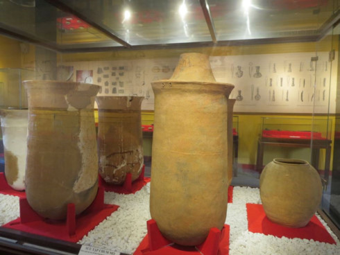 Sa Huynh Culture Museum in Hoi An ancient town, entertainment events, entertainment news, entertainment activities, what's on, Vietnam culture, Vietnam tradition, vn news, Vietnam beauty, news Vietnam, Vietnam news, Vietnam net news, vietnamnet news, viet