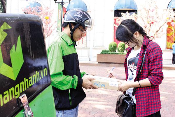 E-commerce takes off with e-logistics, vietnam economy, business news, vn news, vietnamnet bridge, english news, Vietnam news, news Vietnam, vietnamnet news, vn news, Vietnam net news, Vietnam latest news, Vietnam breaking news