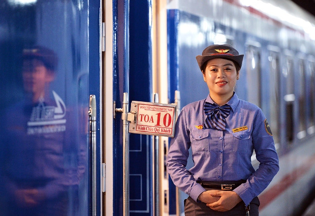 A more comfortable train journey along Vietnam in premium carriages, travel news, Vietnam guide, Vietnam airlines, Vietnam tour, tour Vietnam, Hanoi, ho chi minh city, Saigon, travelling to Vietnam, Vietnam travelling, Vietnam travel, vn news