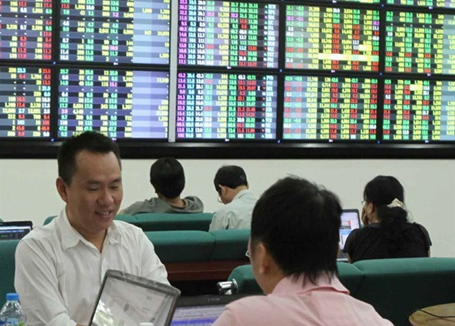 VN shares up on good financial results, vietnam economy, business news, vn news, vietnamnet bridge, english news, Vietnam news, news Vietnam, vietnamnet news, vn news, Vietnam net news, Vietnam latest news, Vietnam breaking news