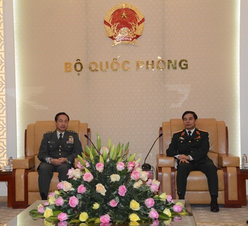 Defence cooperation contributes to Vietnam-Japan relations, Government news, Vietnam breaking news, politic news, vietnamnet bridge, english news, Vietnam news, news Vietnam, vietnamnet news, Vietnam net news, Vietnam latest news, vn news