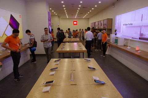 Xiaomi announces first authorised Mi store in Vietnam, IT news, sci-tech news, vietnamnet bridge, english news, Vietnam news, news Vietnam, vietnamnet news, Vietnam net news, Vietnam latest news, Vietnam breaking news, vn news