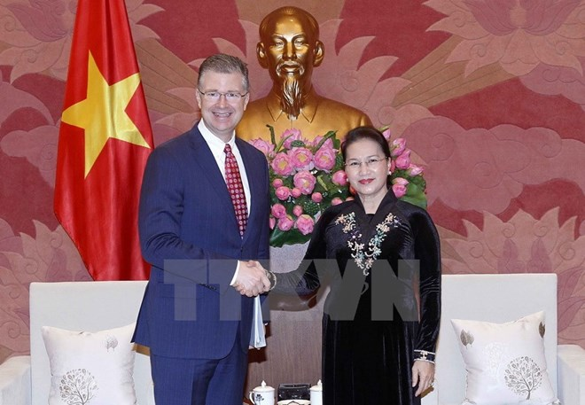 Vietnam keen to deepen comprehensive partnership with US: top legislator, Government news, Vietnam breaking news, politic news, vietnamnet bridge, english news, Vietnam news, news Vietnam, vietnamnet news, Vietnam net news, Vietnam latest news, vn news