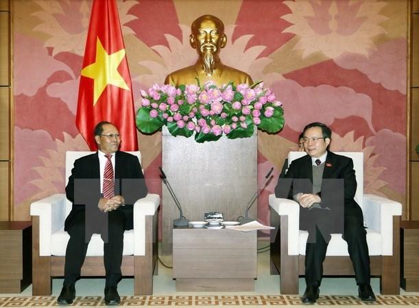 Vietnam, Laos share law-making experience, Government news, Vietnam breaking news, politic news, vietnamnet bridge, english news, Vietnam news, news Vietnam, vietnamnet news, Vietnam net news, Vietnam latest news, vn news
