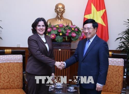 Deputy PM hosts new Cuban ambassador, Government news, Vietnam breaking news, politic news, vietnamnet bridge, english news, Vietnam news, news Vietnam, vietnamnet news, Vietnam net news, Vietnam latest news, vn news
