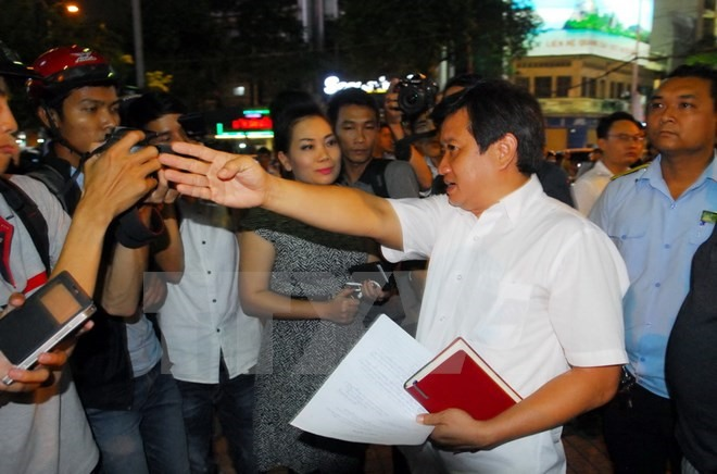 HCM City has not received Doan Ngoc Hai's resignation letter, social news, vietnamnet bridge, english news, Vietnam news, news Vietnam, vietnamnet news, Vietnam net news, Vietnam latest news, vn news, Vietnam breaking news