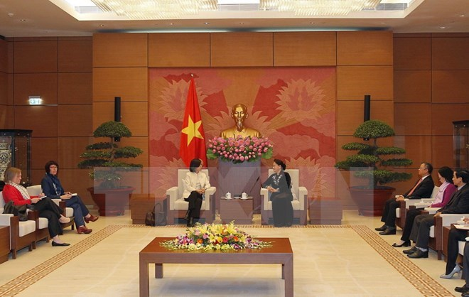Concerted effort by VN, Canada's NAs needed to further bilateral ties, Government news, Vietnam breaking news, politic news, vietnamnet bridge, english news, Vietnam news, news Vietnam, vietnamnet news, Vietnam net news, Vietnam latest news, vn news