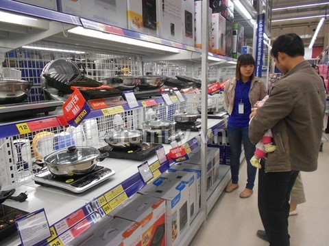 Household appliance industry worth $13b, vietnam economy, business news, vn news, vietnamnet bridge, english news, Vietnam news, news Vietnam, vietnamnet news, vn news, Vietnam net news, Vietnam latest news, Vietnam breaking news