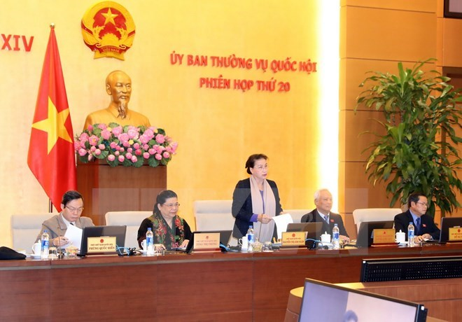 National Assembly Standing Committee's 20th session opens, Government news, Vietnam breaking news, politic news, vietnamnet bridge, english news, Vietnam news, news Vietnam, vietnamnet news, Vietnam net news, Vietnam latest news, vn news