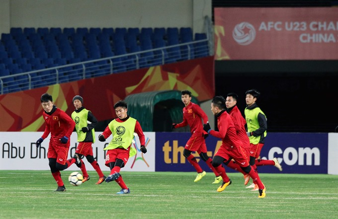 Vietnam hope for miracle against South Korea in Asian opener, Sports news, football, Vietnam sports, vietnamnet bridge, english news, Vietnam news, news Vietnam, vietnamnet news, Vietnam net news, Vietnam latest news, vn news, Vietnam breaking news