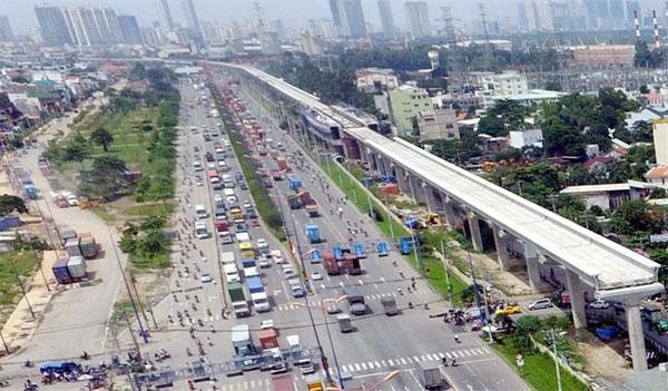 HCM City, metro lines 1, 2, capital shortage, Vietnam economy, Vietnamnet bridge, English news about Vietnam, Vietnam news, news about Vietnam, English news, Vietnamnet news, latest news on Vietnam, Vietnam