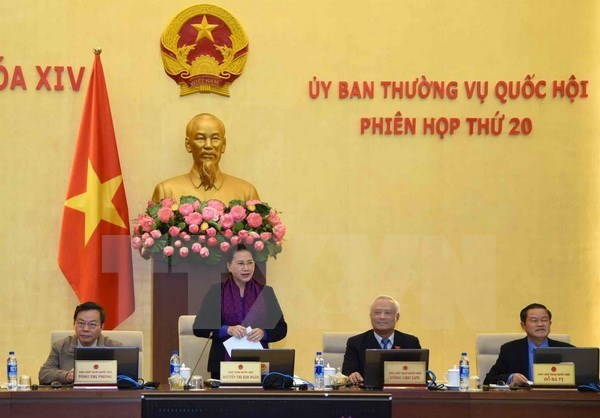NA Standing Committee concludes 20th session, Government news, Vietnam breaking news, politic news, vietnamnet bridge, english news, Vietnam news, news Vietnam, vietnamnet news, Vietnam net news, Vietnam latest news, vn news