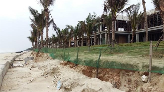 Da Nang fines beach resort developer over breach, social news, vietnamnet bridge, english news, Vietnam news, news Vietnam, vietnamnet news, Vietnam net news, Vietnam latest news, vn news, Vietnam breaking news