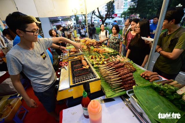 HCM City goes vibrant with 12th Taste of the World festival, entertainment events, entertainment news, entertainment activities, what's on, Vietnam culture, Vietnam tradition, vn news, Vietnam beauty, news Vietnam, Vietnam news, Vietnam net news, vietnamn