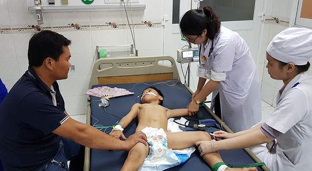 Man attempts to kill children with pesticide, social news, vietnamnet bridge, english news, Vietnam news, news Vietnam, vietnamnet news, Vietnam net news, Vietnam latest news, vn news, Vietnam breaking news