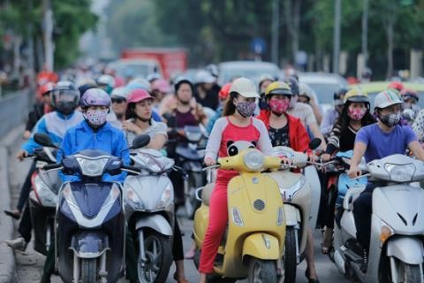 Sale of motorcycles up in 2017: VAMM, vietnam economy, business news, vn news, vietnamnet bridge, english news, Vietnam news, news Vietnam, vietnamnet news, vn news, Vietnam net news, Vietnam latest news, Vietnam breaking news