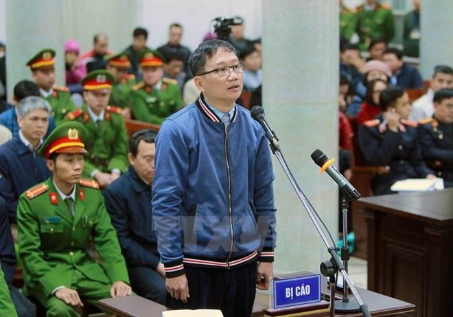 Trinh Xuan Thanh to stand trial in PVP Land asset embezzlement case, social news, vietnamnet bridge, english news, Vietnam news, news Vietnam, vietnamnet news, Vietnam net news, Vietnam latest news, vn news, Vietnam breaking news