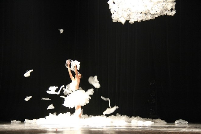 Contemporary dance to be performed at Hanoi Opera House