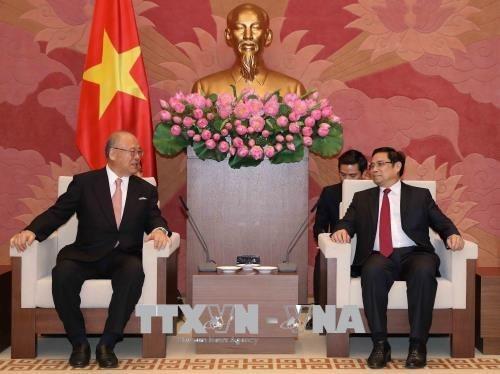 Vietnam, Japan enhance friendship exchanges, Government news, Vietnam breaking news, politic news, vietnamnet bridge, english news, Vietnam news, news Vietnam, vietnamnet news, Vietnam net news, Vietnam latest news, vn news