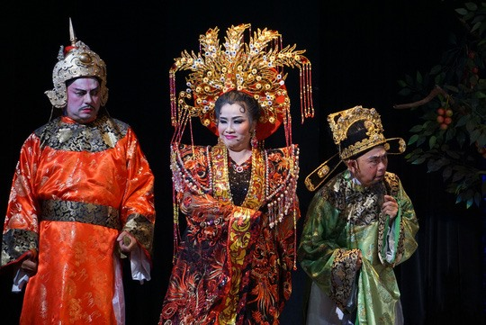 Reformed opera attracts the young, entertainment events, entertainment news, entertainment activities, what's on, Vietnam culture, Vietnam tradition, vn news, Vietnam beauty, news Vietnam, Vietnam news, Vietnam net news, vietnamnet news, vietnamnet bridge