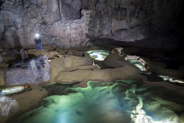Quang Binh opens tours to world's 4th largest Pygmy Cave, travel news, Vietnam guide, Vietnam airlines, Vietnam tour, tour Vietnam, Hanoi, ho chi minh city, Saigon, travelling to Vietnam, Vietnam travelling, Vietnam travel, vn news