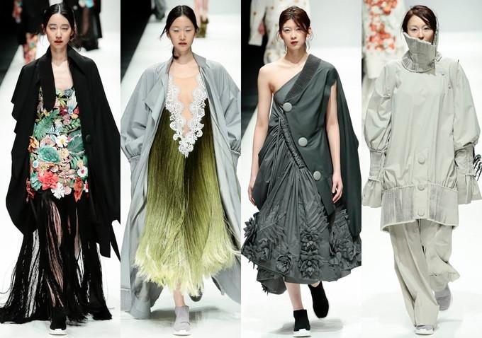 Лучшая мода 2017 года от вьетнамских дизайнеров
