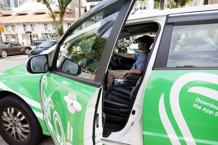 GrabTaxi requested to stop operations in three provinces, vietnam economy, business news, vn news, vietnamnet bridge, english news, Vietnam news, news Vietnam, vietnamnet news, vn news, Vietnam net news, Vietnam latest news, Vietnam breaking news