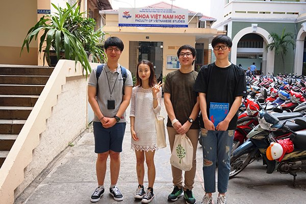 Top places for expats to learn Vietnamese in town