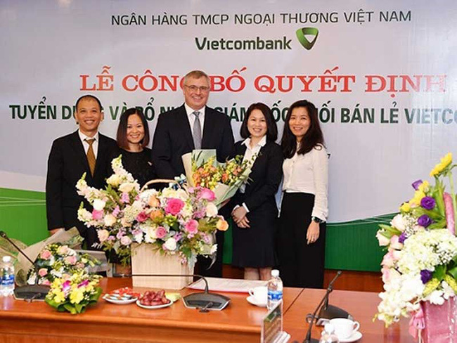 vietnam economy, business news, vn news, vietnamnet bridge, english news, Vietnam news, news Vietnam, vietnamnet news, vn news, Vietnam net news, Vietnam latest news, Vietnam breaking news, foreign CEO, Vietcombank, Basel II