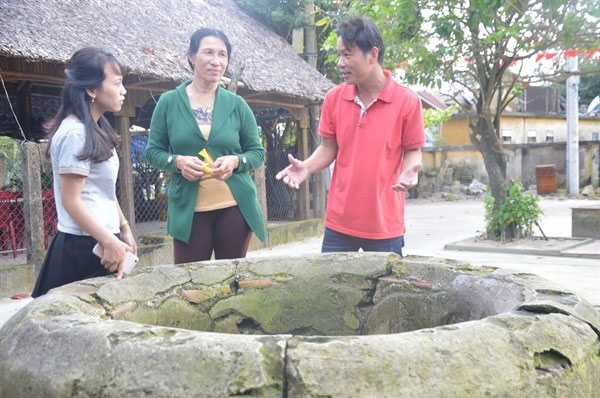 Cu Lao Cham, Hoi An City, tour guides, local tourist guide classes, Vietnam economy, Vietnamnet bridge, English news about Vietnam, Vietnam news, news about Vietnam, English news, Vietnamnet news, latest news on Vietnam, Vietnam