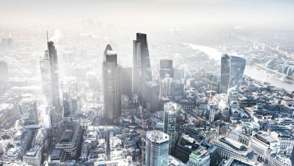 London's January air quality 'best in 10 years'