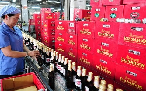 Sabeco remains market leader in beer production, vietnam economy, business news, vn news, vietnamnet bridge, english news, Vietnam news, news Vietnam, vietnamnet news, vn news, Vietnam net news, Vietnam latest news, Vietnam breaking news