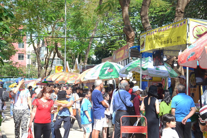 Saigon people savour the flavor at Taste of the World festival