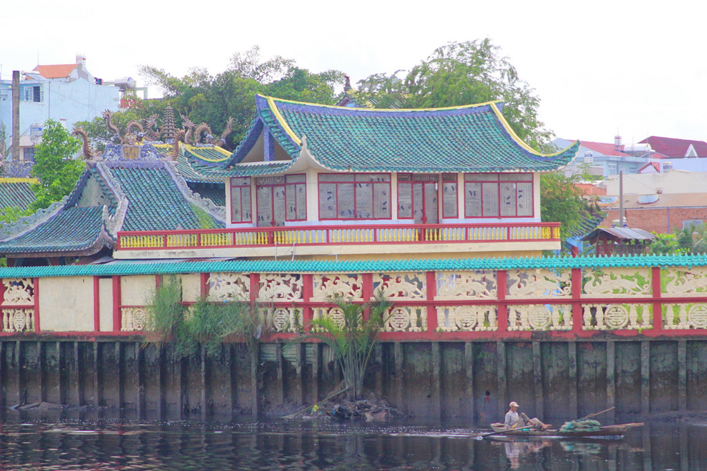 Phu Chau - Saigon's 300-year-old floating temple, travel news, Vietnam guide, Vietnam airlines, Vietnam tour, tour Vietnam, Hanoi, ho chi minh city, Saigon, travelling to Vietnam, Vietnam travelling, Vietnam travel, vn news