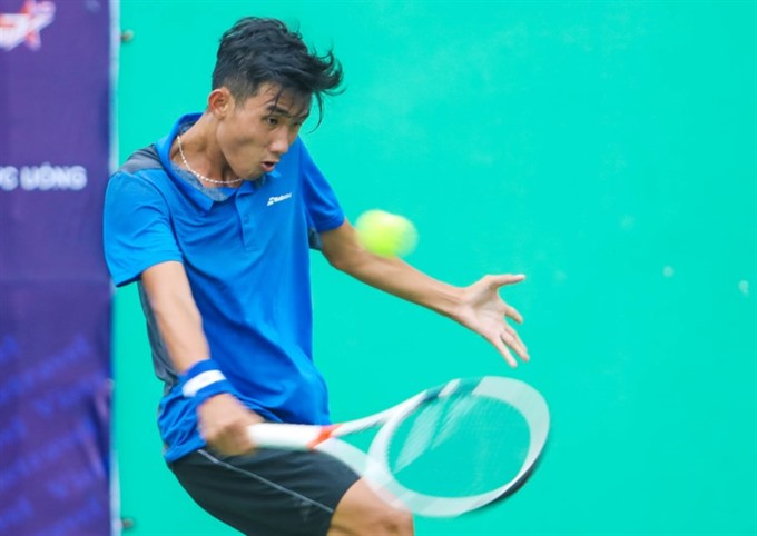 VN player wins first round of Copa del Café