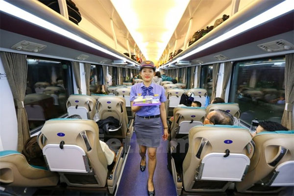Thousands of seats available on north-south trains