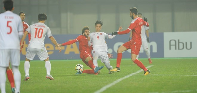 Vietnam draw with Syria, entering AFC U23 Championship quarterfinals