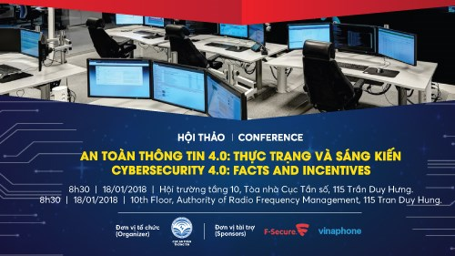 Conference to talk cybersecurity facts, incentives, IT news, sci-tech news, vietnamnet bridge, english news, Vietnam news, news Vietnam, vietnamnet news, Vietnam net news, Vietnam latest news, Vietnam breaking news, vn news