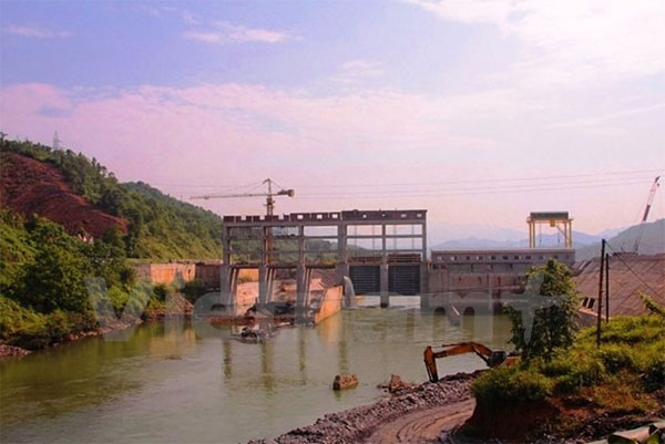 Hydropower plants in Ha Giang Province violate norms
