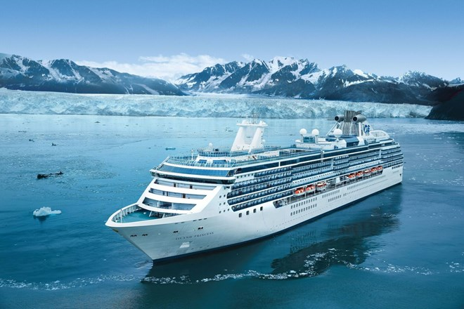 Princess Cruises increases high-class tours to Vietnam