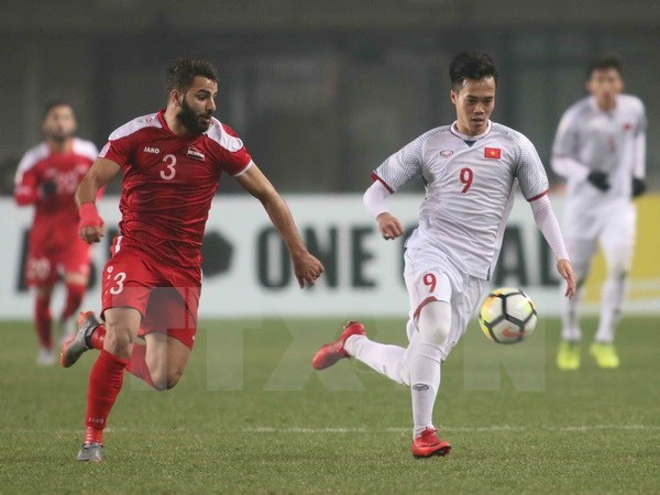 U23 Vietnam win international praise
