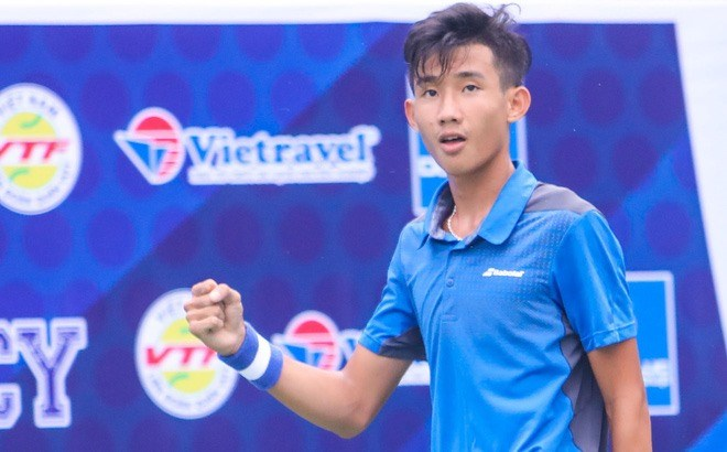 Vietnam's tennis teenager enters third round of Copa Del Café
