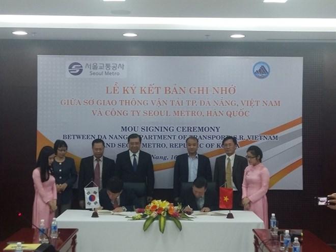 Agreement on Da Nang urban railway, social news, vietnamnet bridge, english news, Vietnam news, news Vietnam, vietnamnet news, Vietnam net news, Vietnam latest news, vn news, Vietnam breaking news