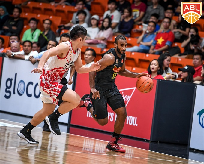 Saigon Heat lose to Westports Malaysia Dragons