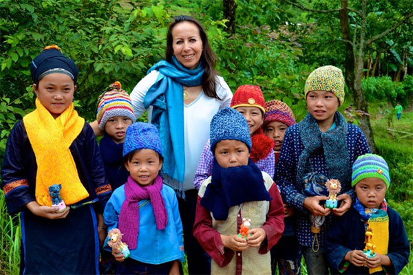 LO-ANH foundation, aids, ethnic minority children, Vietnam economy, Vietnamnet bridge, English news about Vietnam, Vietnam news, news about Vietnam, English news, Vietnamnet news, latest news on Vietnam, Vietnam